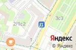 Схема проезда до компании Палаццо Дукале в Москве