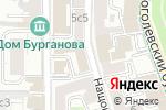 Схема проезда до компании Шпехт в Москве