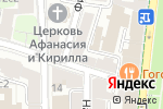 Схема проезда до компании МТК-Мобил в Москве