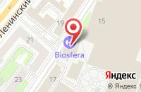 Схема проезда до компании Донской Пассаж в Москве