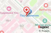 Схема проезда до компании Музыкальный Информационно-Издательский Центр «Филармоник» в Москве
