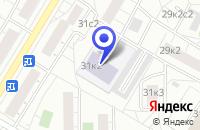 Схема проезда до компании ТОПЛИВНО-ЭНЕРГЕТИЧЕСКИЙ НЕЗАВИСИМЫЙ ИНСТИТУТ в Москве
