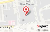Схема проезда до компании ЭПТОС в Подольске