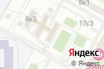 Схема проезда до компании Алые паруса в Москве