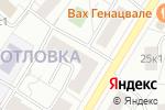 Схема проезда до компании Принц в Москве