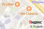 Схема проезда до компании Резерв в Москве