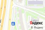 Схема проезда до компании Виктория, ГБОУ в Москве