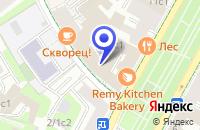 Схема проезда до компании ЦЕНТР МЕЖДУНАРОДНОЙ КОММЕРЧЕСКОЙ ИНФОРМАЦИИ (ЦМКИ) в Москве