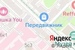 Схема проезда до компании Сельвана в Москве