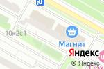 Схема проезда до компании Канделла в Москве