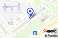 Схема проезда до компании ПТФ AUTOSET в Москве