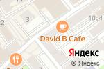 Схема проезда до компании De-vis в Москве