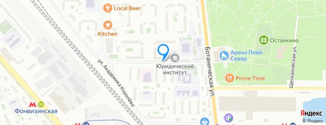 улица Кашёнкин Луг