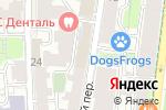 Схема проезда до компании Декоратор N в Москве