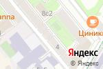Схема проезда до компании Маленький гений в Москве