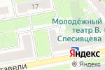Схема проезда до компании ТАМБУРНЫЕ ДВЕРИ в Москве