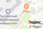 Схема проезда до компании PALANTINSKY в Москве