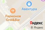 Схема проезда до компании GLENFIELD в Москве