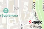 Схема проезда до компании SEOBing в Москве
