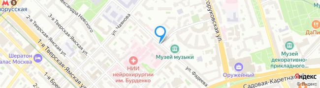улица Фадеева