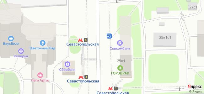 Доставка роз метро севастопольская