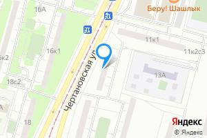 Комната в Москве Чертановская ул., 13
