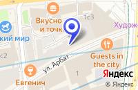 Схема проезда до компании МЕБЕЛЬНЫЙ МАГАЗИН STUDIO ALBERTO BUGATTI в Москве