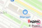 Схема проезда до компании Лаурус в Москве