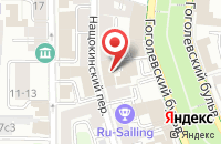Схема проезда до компании Мани Мен в Москве