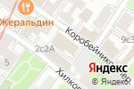 Схема проезда до компании Private Banking в Москве