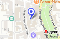 Схема проезда до компании КБ КОНТРАСТ БАНК в Москве