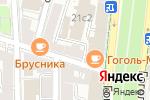 Схема проезда до компании Арт-медиум в Москве
