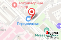 Схема проезда до компании Платежные Системы «Ссср» в Москве