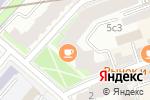 Схема проезда до компании Наша косметика в Москве