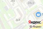 Схема проезда до компании ГАЛЕОН в Москве