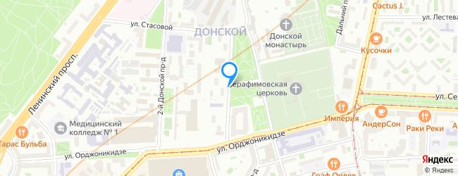 проезд Донской 3-й