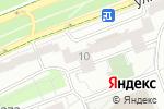 Схема проезда до компании Классик-транс в Москве