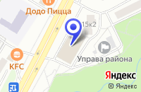 Схема проезда до компании АПТЕКА БИОМАСТЕР в Москве