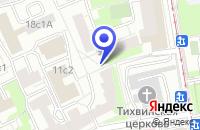 Схема проезда до компании БУРОВАЯ КОМПАНИЯ СВМ в Москве