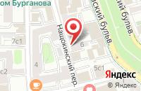 Схема проезда до компании Публичная Репутация в Москве