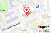 Схема проезда до компании Издательство Интерпракс в Москве