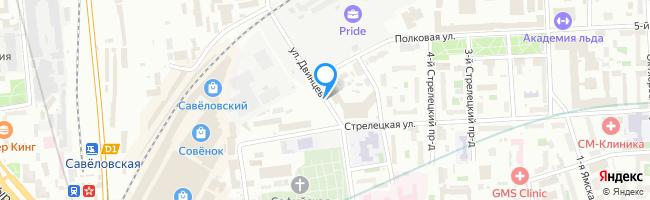 улица Двинцев