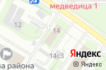 Схема проезда до компании Отдел по вопросам миграции УВД по СВАО ГУ МВД России по г. Москве в Москве