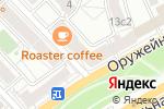 Схема проезда до компании Стандартная Автоматизация в Москве