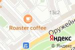 Схема проезда до компании Гильдия в Москве