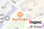 Схема проезда до компании Виктори в Москве