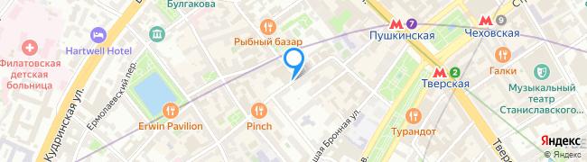Большой Палашёвский переулок
