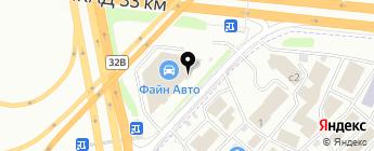 DFCARS.ru на карте Москвы