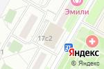 Схема проезда до компании Русская ювелирная мастерская в Москве