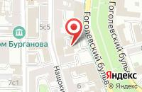 Схема проезда до компании Арс-Модуль в Москве